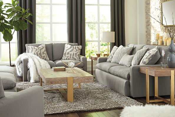 Tremendous Nandero Sofa Corporate Website Of Ashley Furniture Squirreltailoven Fun Painted Chair Ideas Images Squirreltailovenorg