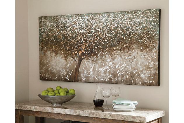 Okeria Wall Art Ashley Furniture Homestore