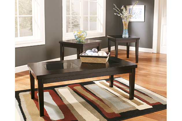 Denja Table Set Of  Ashley Furniture Homestore