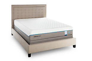 Tempur Cloud Supreme Breeze Queen Mattress, White, large