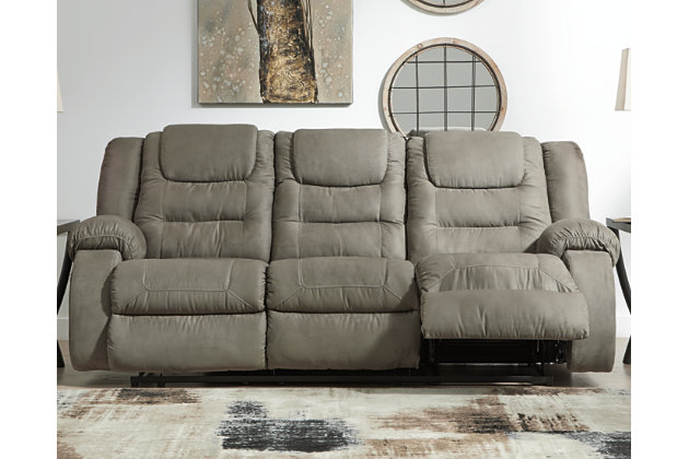 Mccade Reclining Sofa Ashley Furniture Homestore