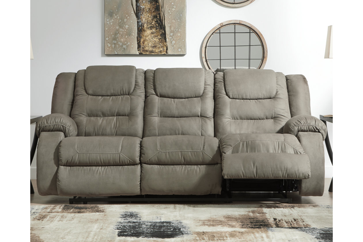Swell Mccade Reclining Sofa Ashley Furniture Homestore Pdpeps Interior Chair Design Pdpepsorg