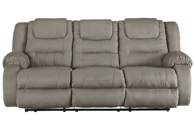 Pleasant Mccade Reclining Sofa Ashley Furniture Homestore Pdpeps Interior Chair Design Pdpepsorg