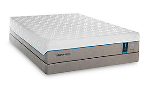 Tempur Cloud Luxe Breeze 2.0 Queen Mattress, White/Gray, large