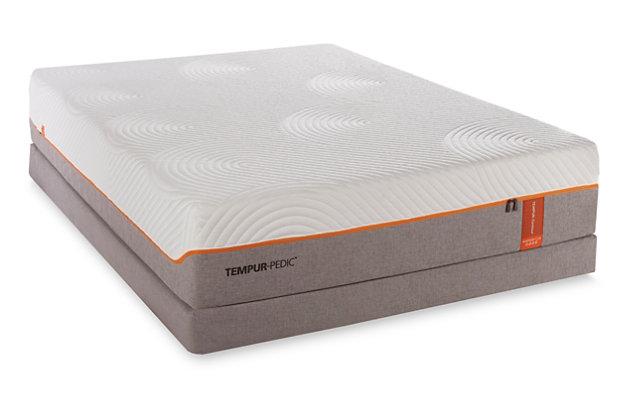 Tempur Contour Rhapsody Luxe Queen Mattress, White/Gray, large
