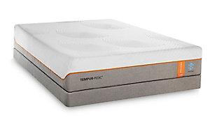 Tempur Contour Elite Breeze Twin XL Mattress, White/Gray, large