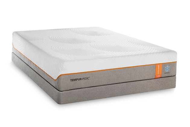 Tempur Contour Elite Breeze Queen Mattress Ashley