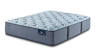 Perfect Sleeper Winnigpeg Plush Twin Mattress, Multi, large
