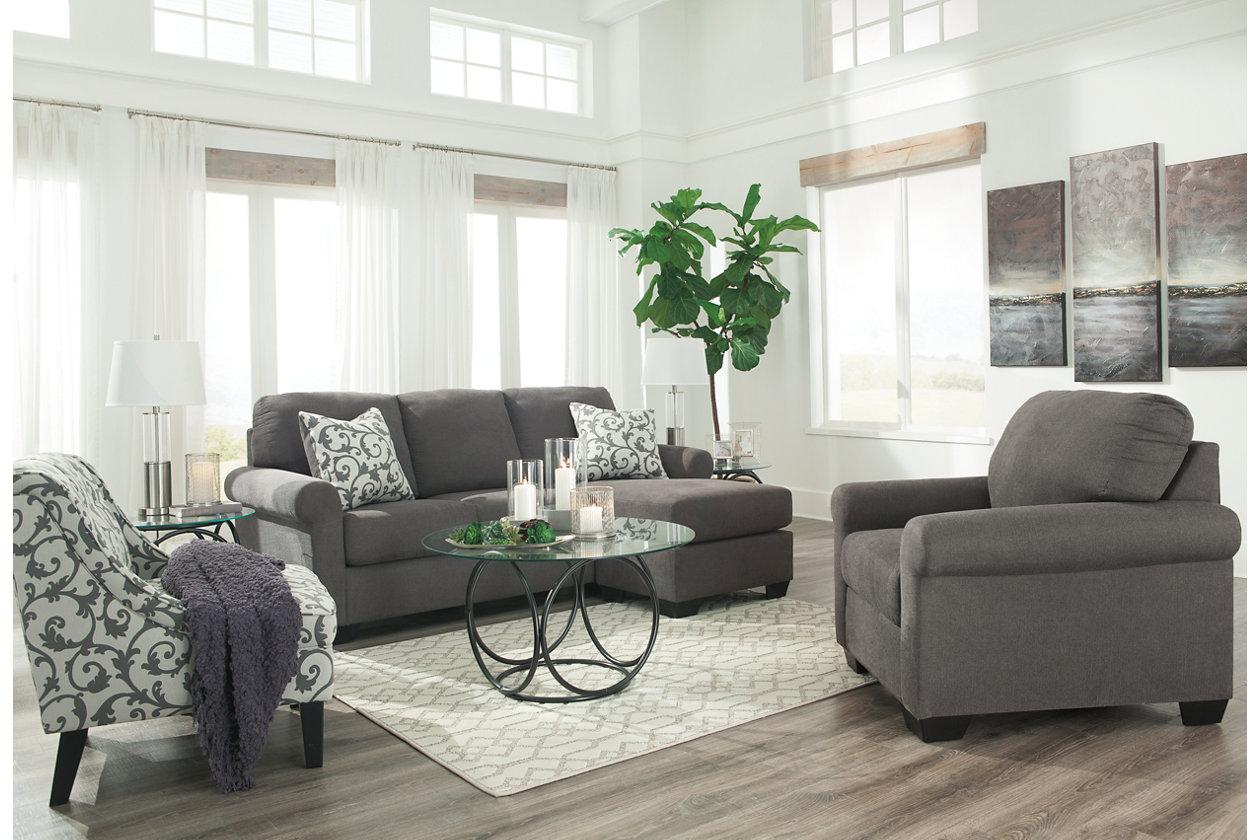 Kexlor Sofa Chaise | Ashley Furniture HomeStore