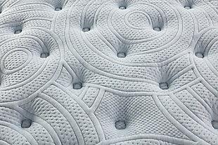 Perfect Sleeper Dunwoody Firm Pillow Top Twin Mattress, Multi, large
