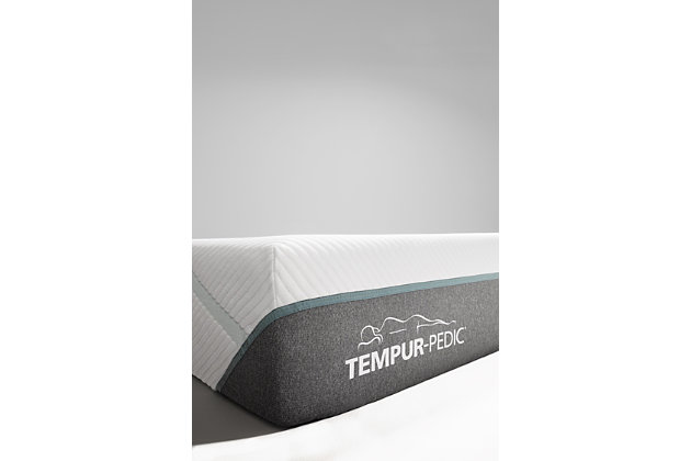 Tempur Adapt Medium Hybrid Twin XL Mattress, White, large