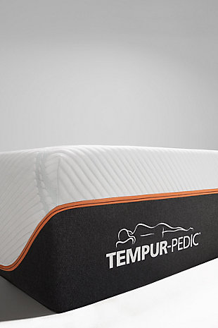 TEMPUR-PROADAPT Firm Twin Mattress, White, large