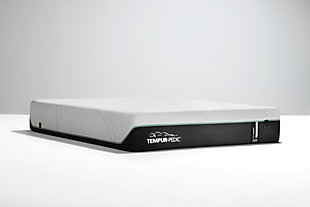Tempur ProAdapt Medium Twin Mattress, White, rollover