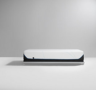 Tempur ProAdapt Soft Twin Mattress, White/Gray, large