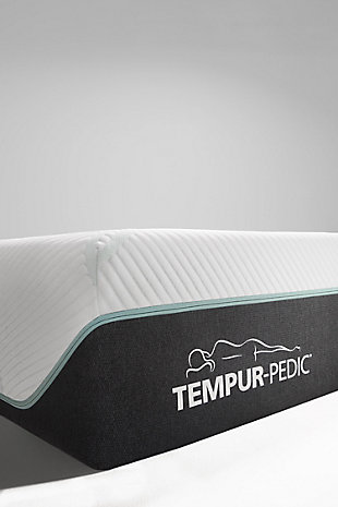 Tempur-ProAdapt™ Medium Hybrid Twin XL Mattress, Charcoal/White, large