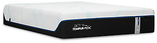 TEMPUR-LUXEADAPT™ Soft Twin XL Mattress, Charcoal/White, large
