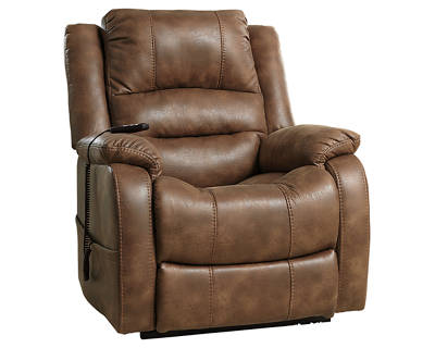 Yandel Power Lift Recliner  sc 1 st  Ashley Furniture Industries : ashley furniture power recliner - islam-shia.org