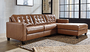 Baskove 2-Piece Sectional with Chaise, , rollover