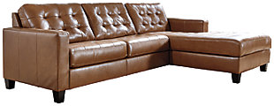 Baskove 2-Piece Sectional with Chaise, , large