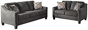 Torcello Sofa and Loveseat, , large