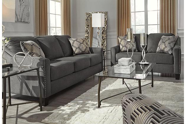 Admirable Torcello Queen Sofa Sleeper Ashley Furniture Homestore Machost Co Dining Chair Design Ideas Machostcouk