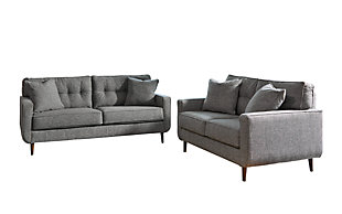 ashley living room furniture. Perfect Furniture Zardoni Sofa And Loveseat  Intended Ashley Living Room Furniture