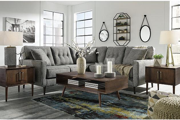 Zardoni 2 Piece Sectional Ashley Furniture Homestore