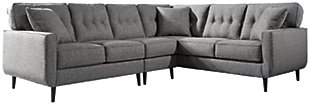 Zardoni 3-Piece Sectional, , large