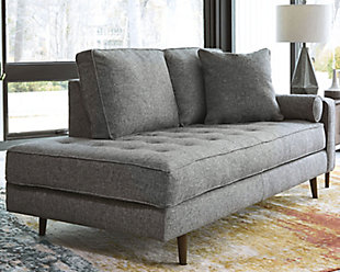 Zardoni Right-Arm Facing Corner Chaise, , rollover