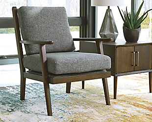 Large Zardoni Accent Chair Rollover