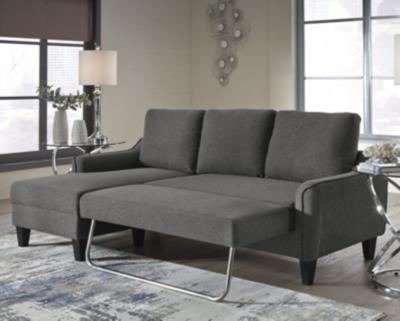 Jarreau Sofa Chaise Sleeper, Gray, large