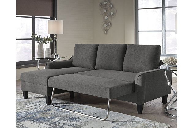 jarreau sofa chaise sleeper ashley homestore rh ashleyfurniture com sofa chaise sleeper ashley furniture sofa beds ashley furniture canada
