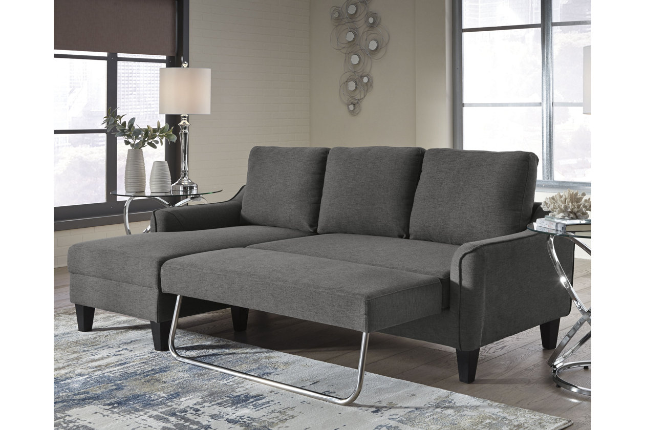 Jarreau Sofa Chaise Sleeper Ashley