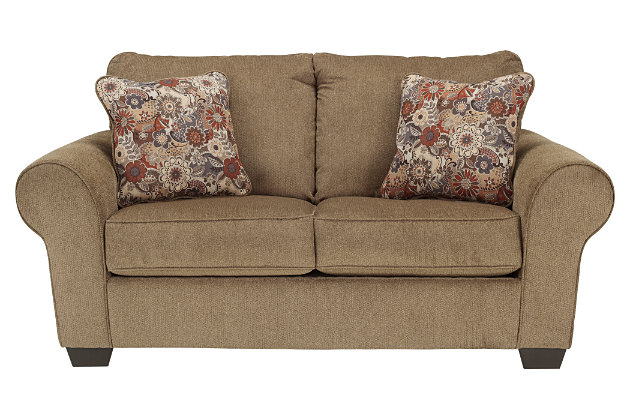 Product shown on a white background. Galand Loveseat   Ashley Furniture HomeStore