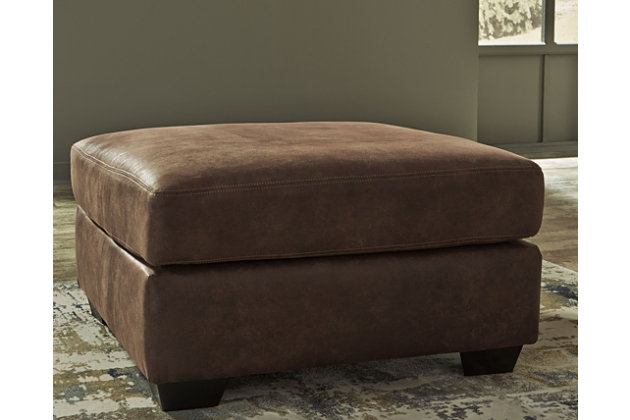 Bladen Oversized Ottoman Ashley Furniture Homestore