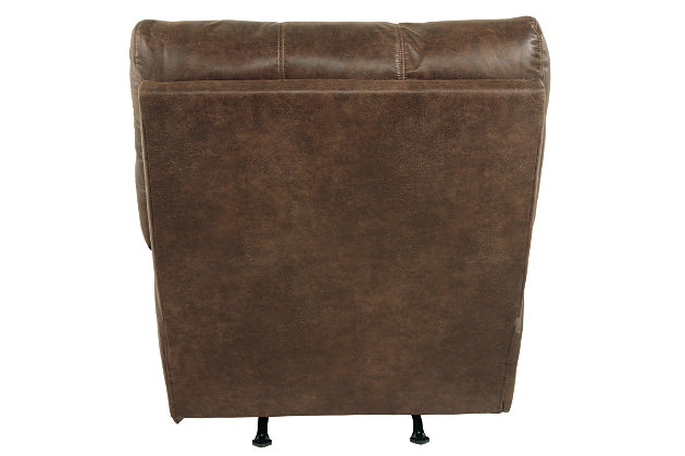 Bladen Recliner, Coffee, large