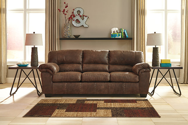 Bladen Sofa, Coffee, large
