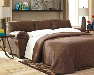 Bladen Full Sofa Sleeper, Coffee, large