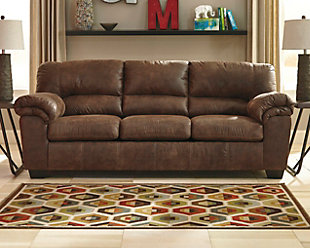 Bladen Full Sofa Sleeper, Coffee, large