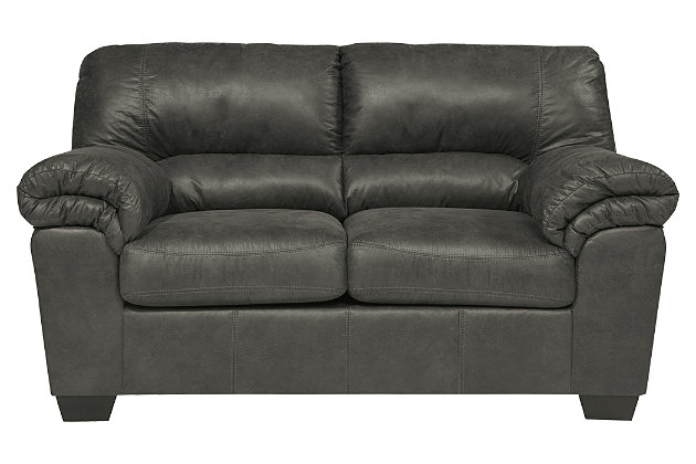 Bladen Loveseat, Slate, large