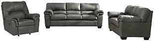 Bladen Sofa, Loveseat and Recliner, , large