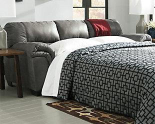 Bladen Full Sofa Sleeper, Slate, large