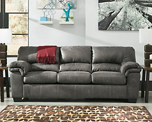 Bladen Sofa and Loveseat, Slate, large