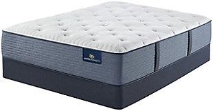 Serta Perfect Sleeper Twin Foundation, Blue, large