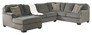 Loric 3-Piece Sectional with Chaise, , large