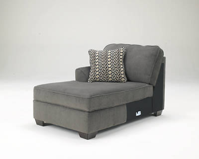 Loric LAF Corner Chaise. by Ashley®  sc 1 st  Ashley Furniture Industries : ashley furniture grey sectional - Sectionals, Sofas & Couches