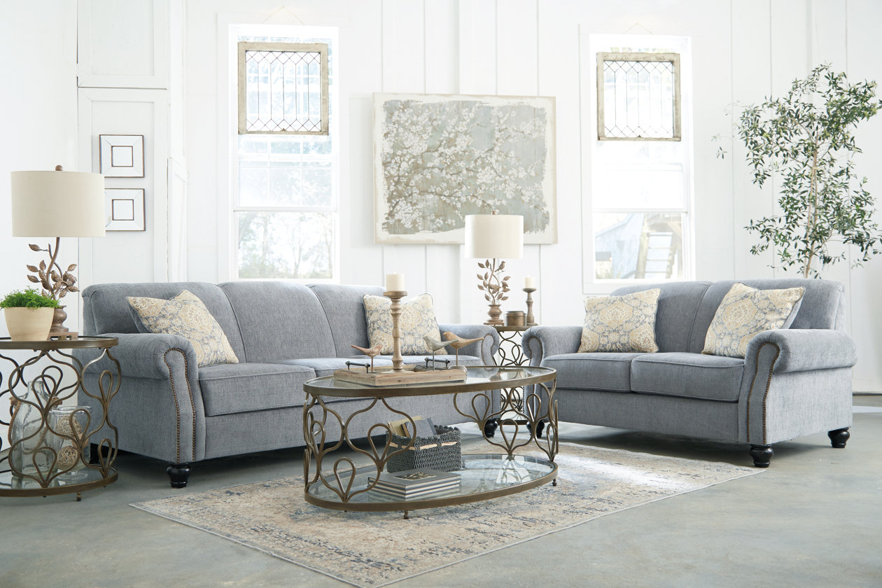 Astounding Aramore Sofa Ashley Furniture Homestore Home Interior And Landscaping Ologienasavecom