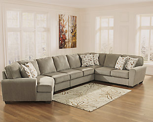 Patola Park 5-Piece Sectional with Cuddler, , rollover