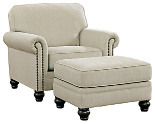 Milari Chair and Ottoman, , rollover