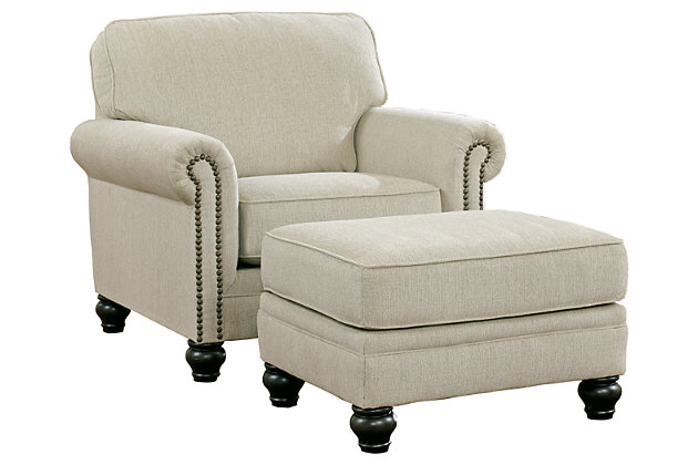Milari Chair and Ottoman, , large